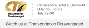 SignalQuest will be attending the 2014 Trasportation Disavantaged Trade Show and Conference, July 29-30 Renaissance Hotel at Seaworld, Orlando, Florida